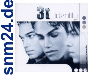 3T - Identity - 13 Track CD-Album (2004) - NEU+OVP