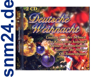 deutsche weihnacht doppel cd christmas album in deutsch. Black Bedroom Furniture Sets. Home Design Ideas