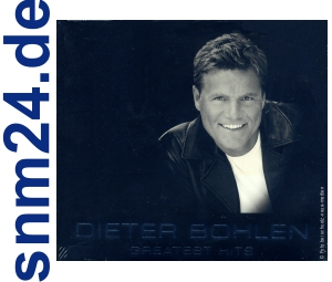 Dieter Bohlen - Greatest Hits - Limited Edition CD NEU
