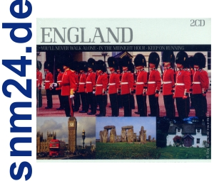 ENGLAND * Sounds of the World (2 CDs) NEU+OVP