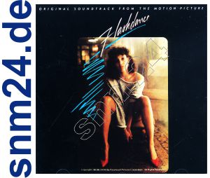 FLASHDANCE OST Original Soundtrack from the Motion Picture - CD-Album - NEU+OVP