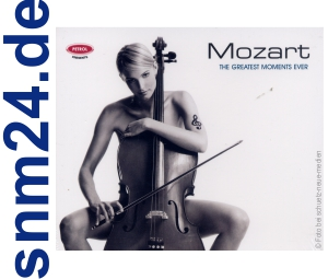Amadeus Mozart: The Greatest Moments Ever CD-Album NEU