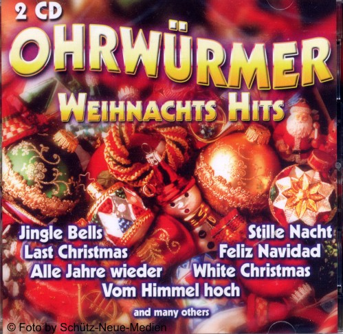 2 cds ohrw rmer weihnachts hits doppel cd 40 tracks. Black Bedroom Furniture Sets. Home Design Ideas