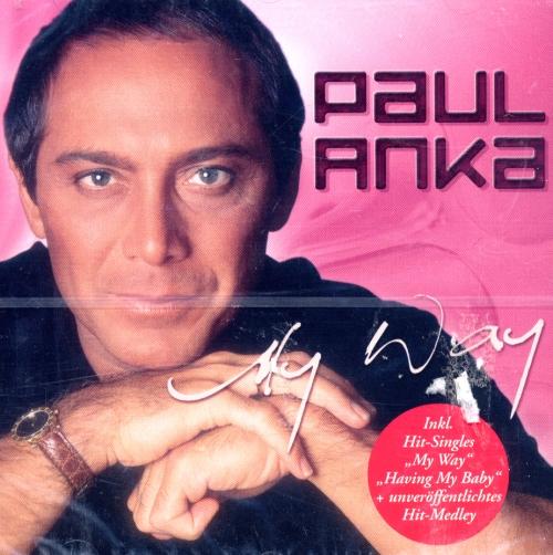 my way by paul anka a Paul anka oc (s 30 heinäkuuta 1941 ottawa) on kanadalainen libanonilaistaustainen laulaja  (1971), joka on yksi jonesin suurimmista hiteistä ja frank sinatralle tehty my way (1968), jonka sanat ovat ankan, sekä buddy hollyn levyttämä it doesn't matter anymore.