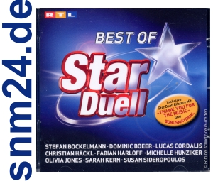 Best of Star Duell - CD-Album mit Sarah Kern, Michelle Hunziker uva. - NEU