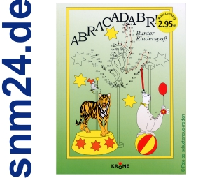 Abracadabrei - Bunter Kinderspa [Taschenbuch] von Isabelle Mller