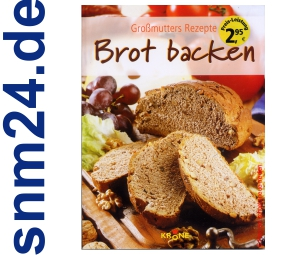 Brot backen - Gromutters Rezepte [Taschenbuch] von Dieter Krone