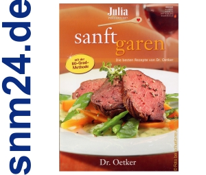 Sanft garen von Dr. Oetker (zartes Fleisch) 159 S.