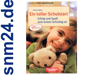 Ein toller Schulstart - Cornelsen fr Eltern - Buch