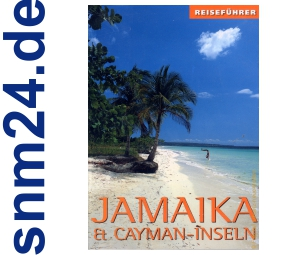 Jamaika und Cayman- Inseln Reisefhrer und Reisekarte [Taschenbuch]