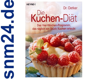 Die Kuchen Dit von Dr. Oetker (Rezepte u.v.m.) 143 S.