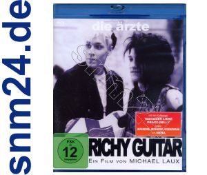 Richy Guitar - Die rzte - Blu-ray In der Hauptrolle Nena, Die rzte u.a. NEU