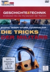 DVD Die Tricks der Militrs - Enigma, Desert Storm NEU