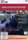 200 Jahre Eisenbahn * Discovery Geschichte DVD *NEU+OVP