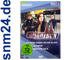 DVD - SK Klsch 3 (Folge 6 + 7 + 8)