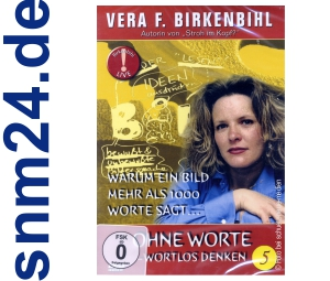 DVD - Ohne Worte - Wortlos denken - Psychologie - Vera F. Birkenbihl NEU