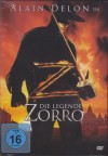 DVD - Zorro - Die Legende mit Alain Delon u.a. NEU+OVP
