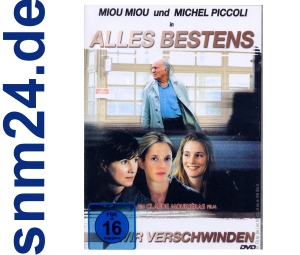 DVD Alles bestens - Wir verschwinden NEU+OVP