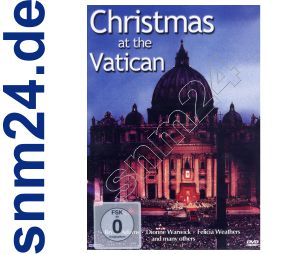DVD Christmas At The Vatican - Weihnachtskonzert ca. 99 Min. - NEU+OVP