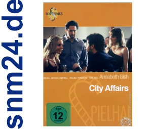 DVD City Affairs &quot;Sex and the City&quot; meets &quot;Friends&quot; NEU