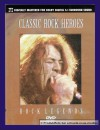 DVD Classic Rock Heroes * Rock Legenden * 5.1 Dolby NEU