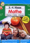 Mein PC Lernpaket MATHE 3. + 4. Klasse + Lsungen NEU