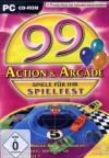 99 Action &amp; Arcade PC-Spiele Kultspiele der 80er NEU