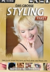PC Styling Paket - Ihr virtueller Friseur + MakeUp NEU (Frisuren Software)