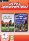 Mein Aquarium + Dein groes Fohlen (PC) NEU+OVP