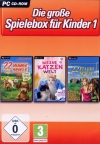 22 Hundespiele + Meine Katzenwelt + 22 Pferdespiele PC