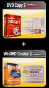 DVD Copy 2 + WinDVD Creator 2 - Vollversionen NEU+OVP