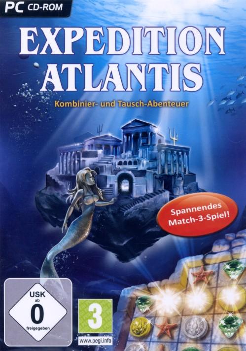 Details Zu Expedition Atlantis Tolles Match 3 Gewinnt Pc Spiel Neu