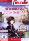 Freundin: Die Legende von Pocahontas Wimmelbild-Spiel