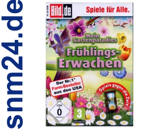 Frhlingserwachen - Mein Gartenparadies - Nr. 1 Farm-Bestseller - (PC) NEU+OVP