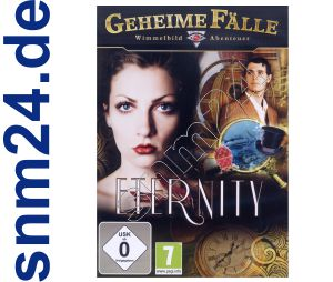 Geheime Flle: Eternity - Wimmelbild PC-Spiel NEU
