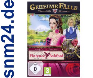 Geheime Flle: Secret Diaries - Florence Ashford (PC) NEU+OVP