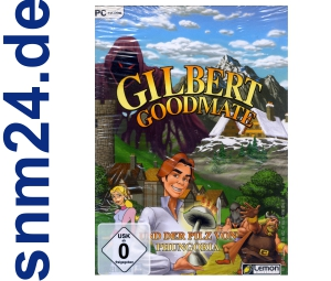 Gilbert Goodmate und der Pilz von Phungoria (PC) NEU