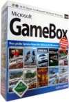 Microsoft Gamebox Edition 2009 * 10 Spiele XP/VISTA NEU