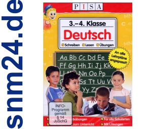 PISA Lernpaket Deutsch 3. + 4. Klasse + Lsungen NEU