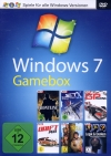 Windows 7 Gamebox - 6 Spiele Vollversionen DVD-ROM NEU