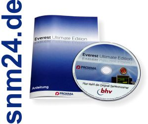 Lavalys EVEREST Ultimate Edition V 5.50 Lizenzschlssel Vollversion